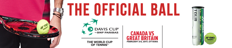 Davis Cup Official Ball Final   Tennis Pages(3)