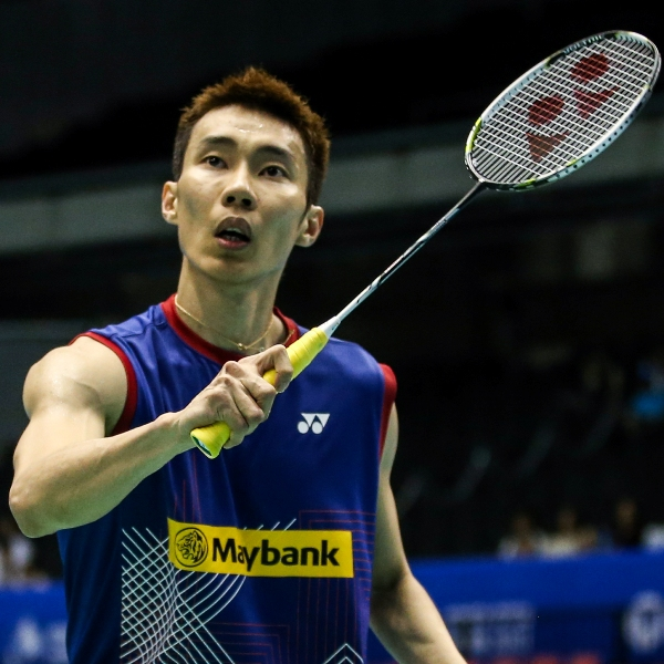 LEE CHONG WEI Malaysian World No.1 Professional Badminton Player.