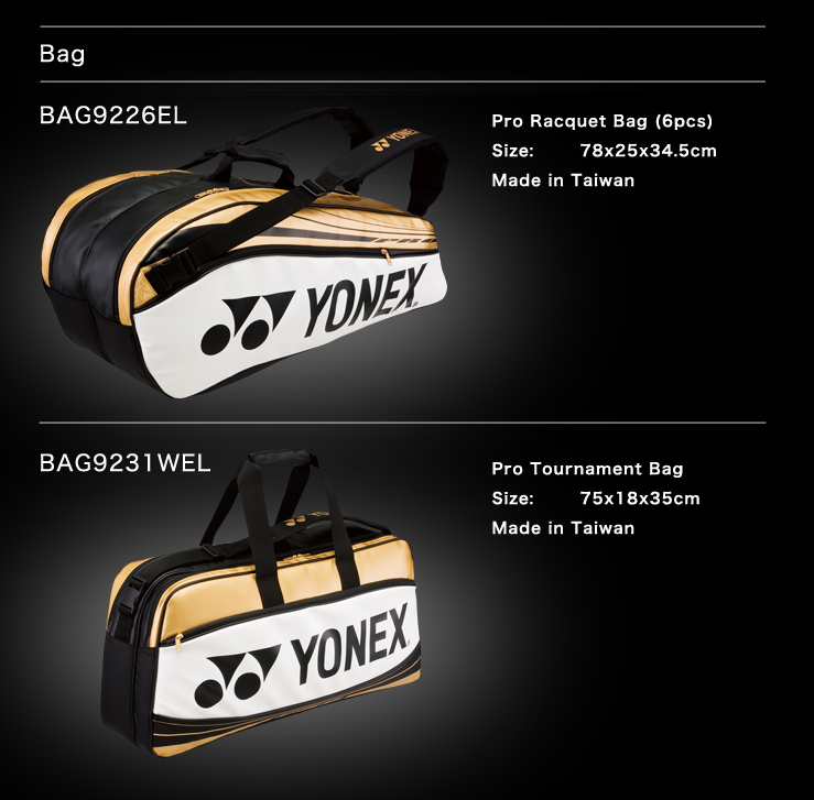 Limited Edition Bags