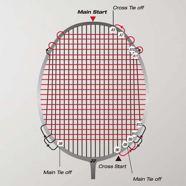 badminton string3