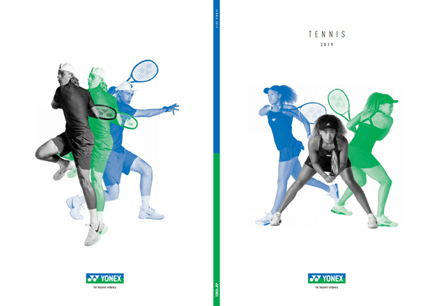 Tennis 2019 Cover