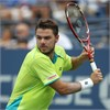 Wawrinka Wins the Tough Opener