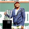 Naomi Osaka wins maiden title at the BNP Paribas Open