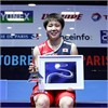 YONEX French Open 2018: Akane Yamaguchi victorious in upset of World No. 1