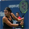Anastasija Sevastova defeats former World No. 1 Maria Sharapova to move into the last 8 of US Open